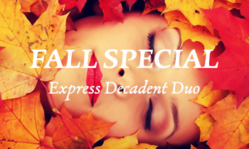 Fall Express Decadent Duo