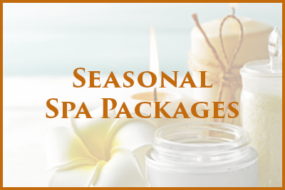 Santa Barbara Spa Packages - Seasonal Packages