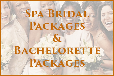 Santa Barbara Spa Packages - Spa Bridal and Bachelorette Parties