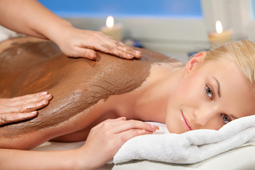 Santa Barbara Spa Bridal Packages - Rejuvenating Back Treament